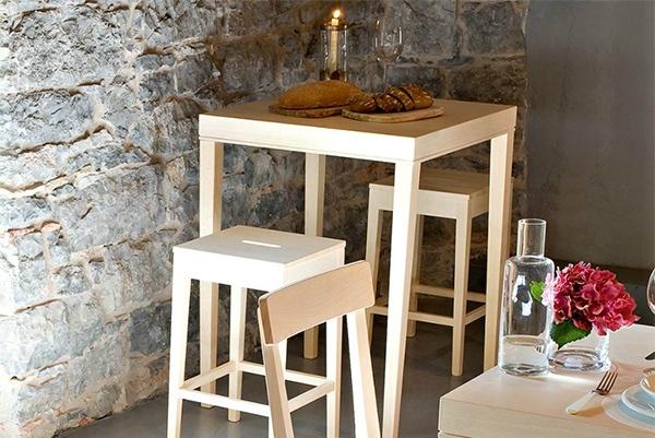 Desain Meja Sederhana untuk Dapur Modern Minimalis