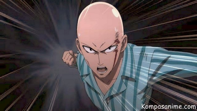 Anime mirip One Punch Man