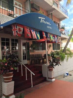 Towne Hotel in Nassau, Bahamas - curiousadventurer.blogspot.com