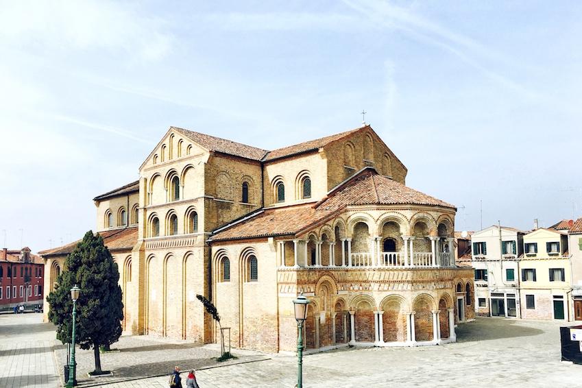 Venedig_Murano_Kirche