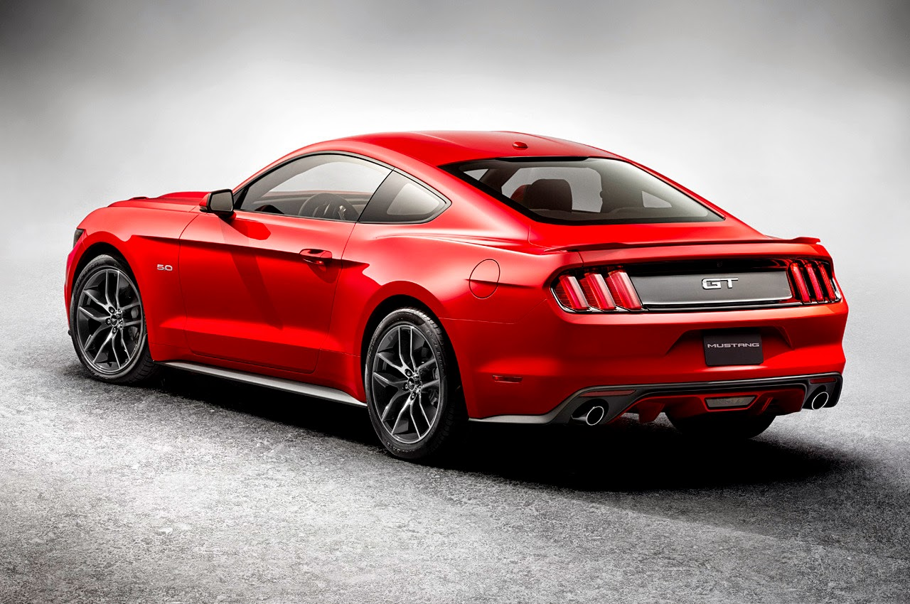 Nuevo Ford Mustang 2015