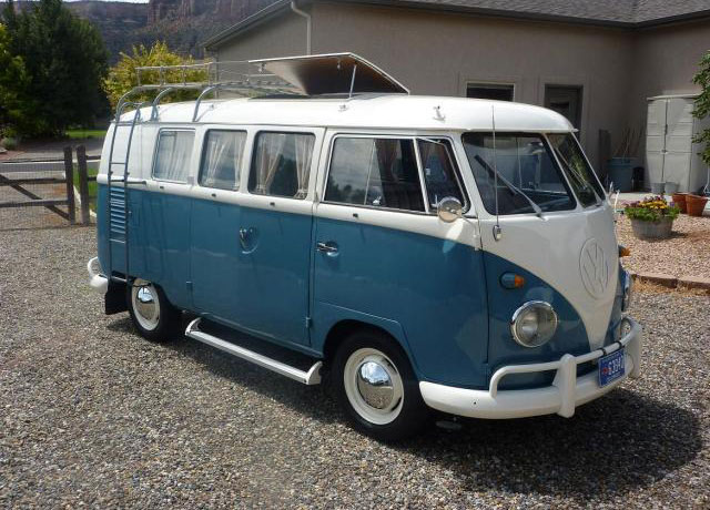 1961 Westy So34 Flipseat Very Clean Vw Bus