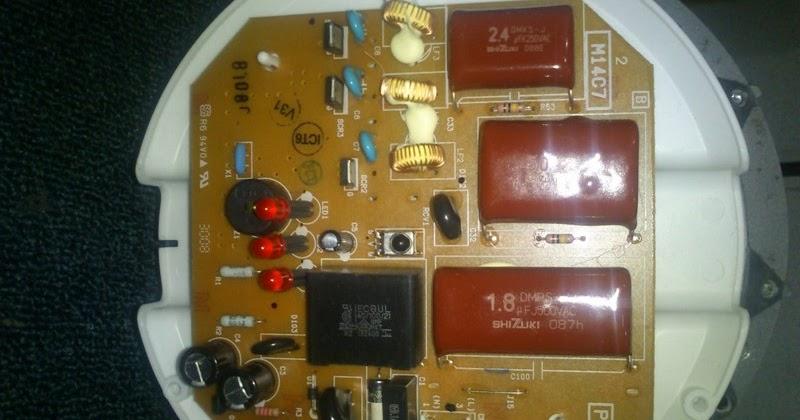 Fix My Pansonic F M14c7 Ceiling Fan Any Tips Dot Com