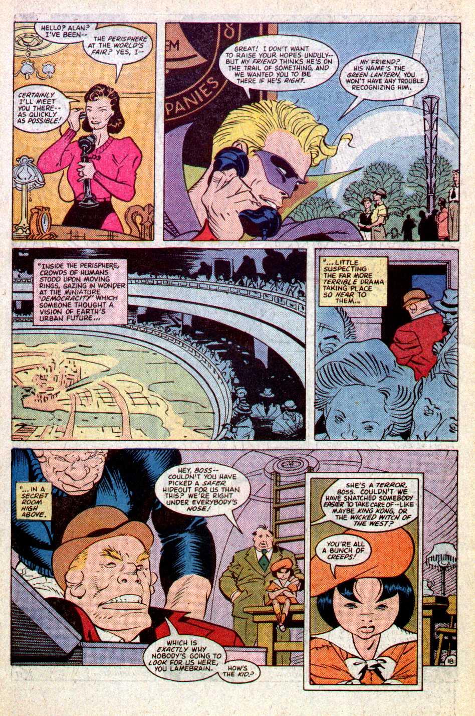 Read online Secret Origins (1986) comic -  Issue #18 - 36