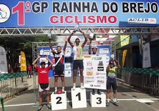 Picuiense de coração, Pablo fica entre os primeiros na 1ª Etapa do Paraibano de Ciclismo