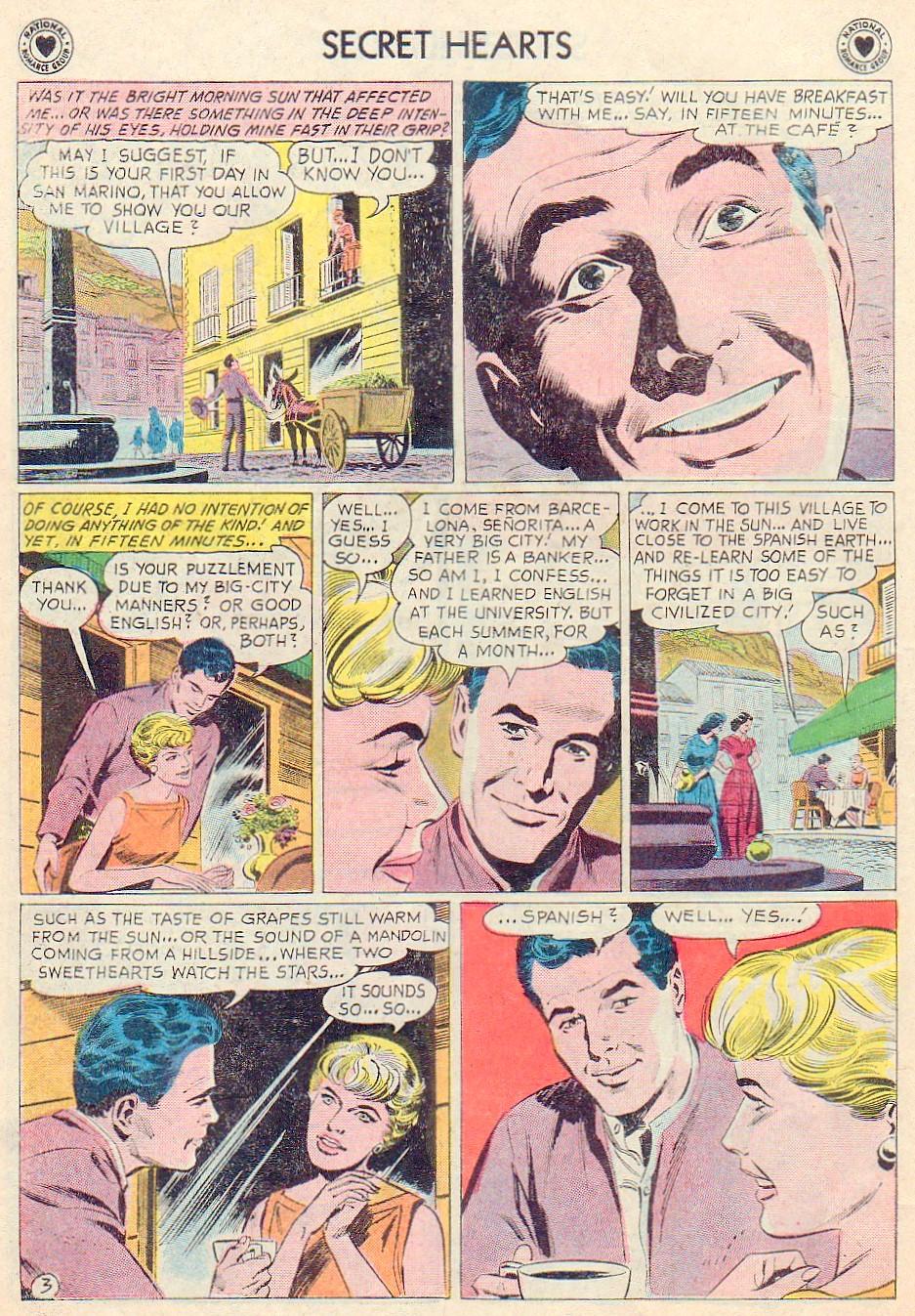 Read online Secret Hearts comic -  Issue #72 - 14