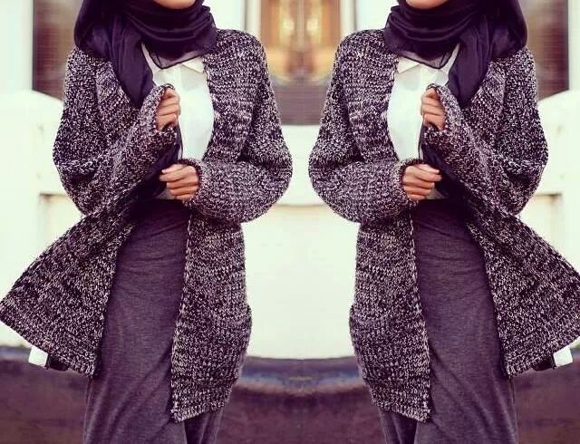Hijab Fashion Winter 2015 2016 Hijab Chic Turque Style And Fashion
