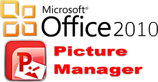 picture manager 2010