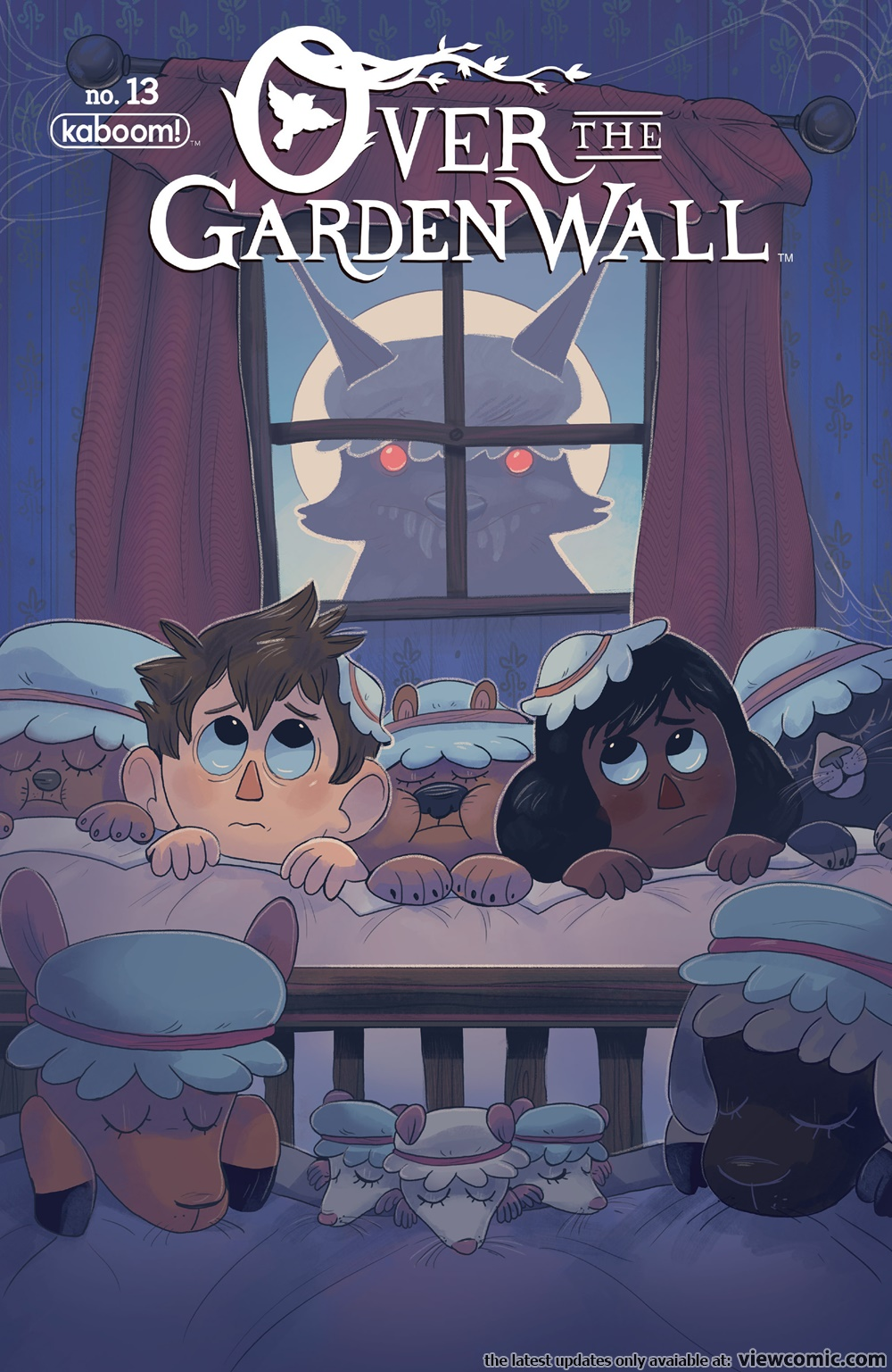 Over The Garden Wall Viewcomic Reading Comics Online For Free