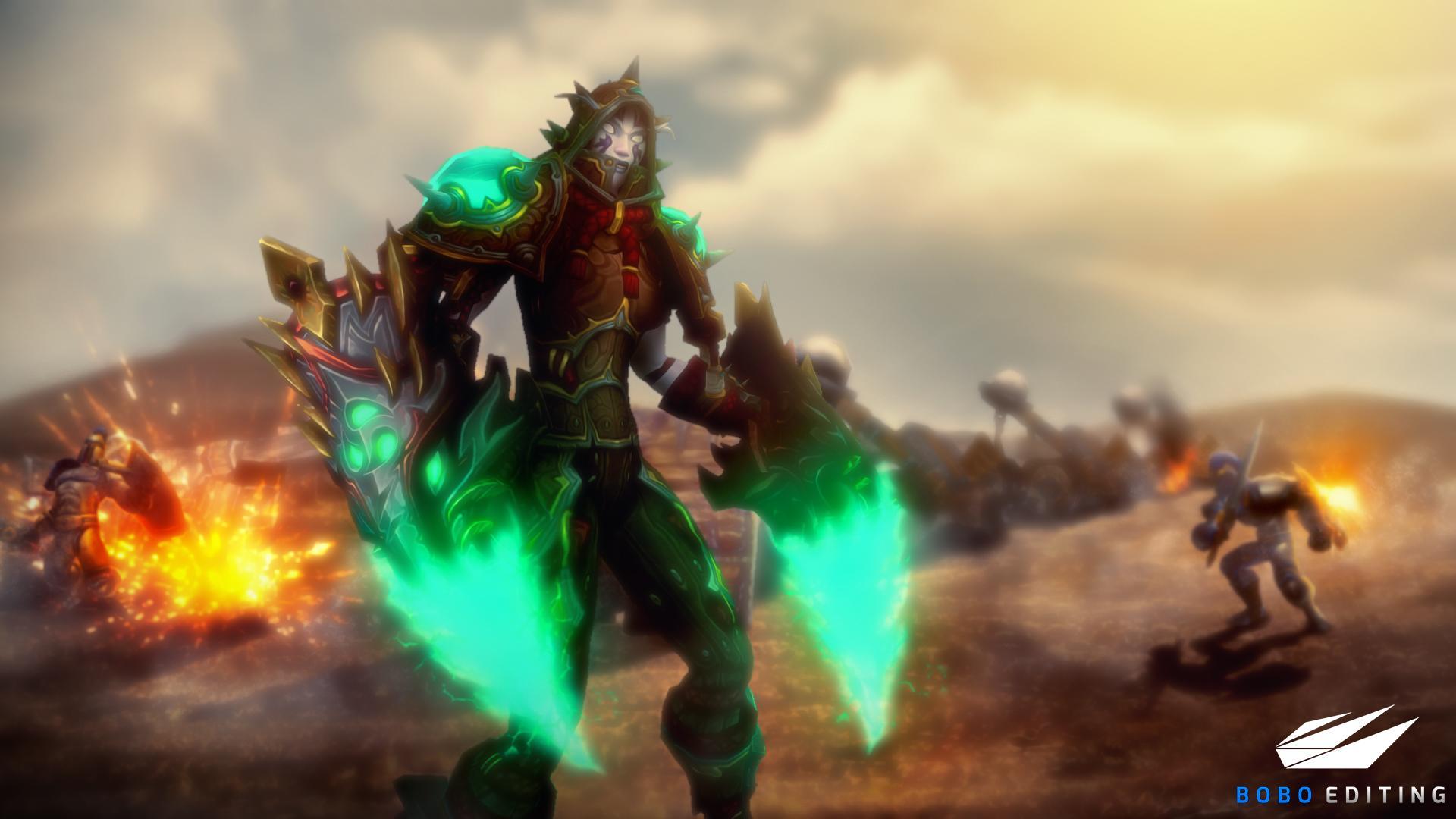 Bfa Hd Wallpaper: World Of Warcraft Battle Of Azeroth Wallpapers
