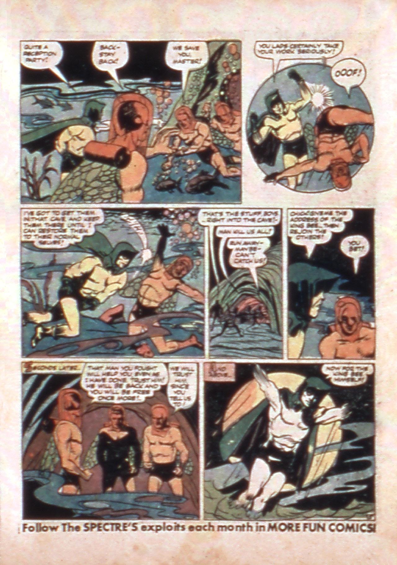 Read online All-Star Comics comic -  Issue #18 - 21
