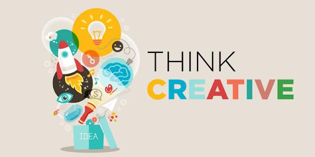 قائمة الأفكار الإبداعية