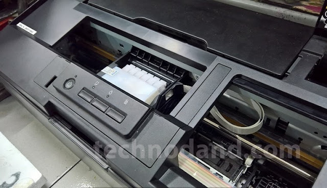 Printer Epson L1800 Load Paper Error [Kertas tertarik tapi error]