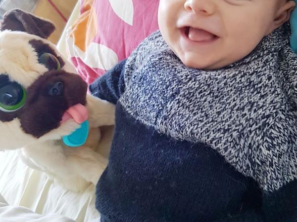 Louis, 3 mois