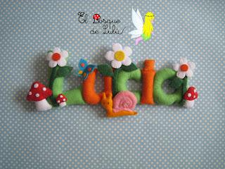 nombre-fieltro-felt-feltro-decoración-infantil-name-banner-babyroom-regalo-personalizado-elbosquedelulu-hechoamanoparati
