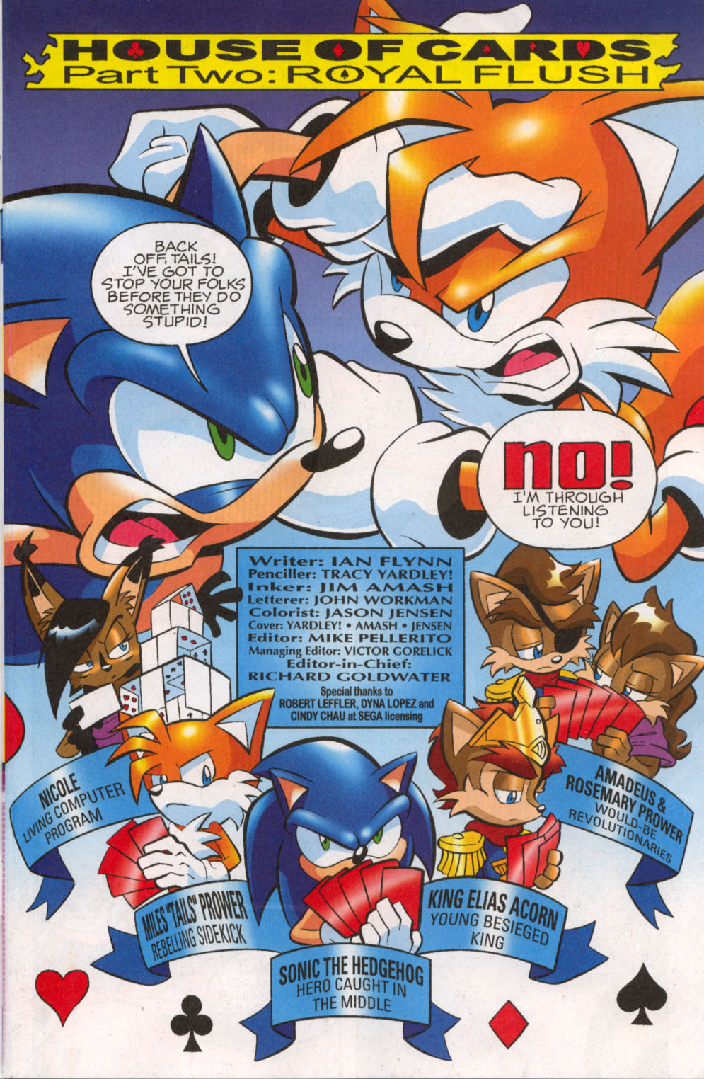 Read online Sonic The Hedgehog comic -  Issue #179 - 2