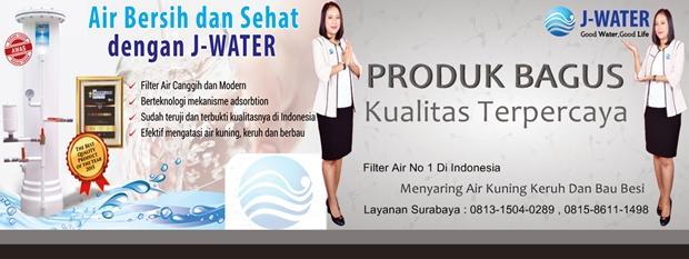 filter air jawa timur terbaik