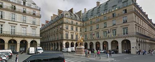 Hotel Regina, París (Francia)