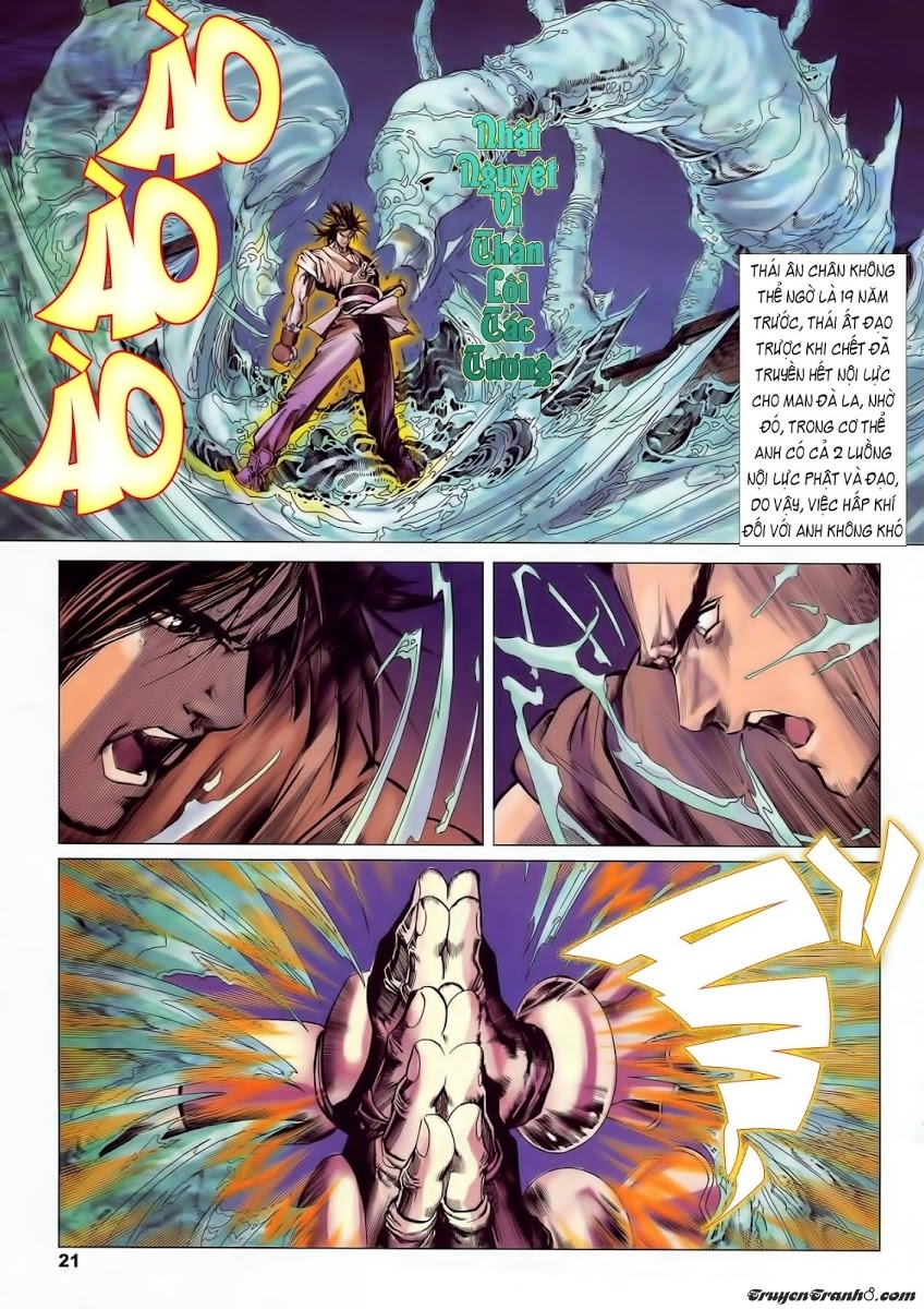 Lục Đạo Thiên Thư chap 19 - Trang 21