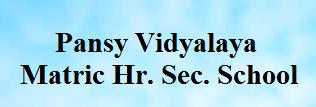 Pansy Vidyalaya Matric Hr. Sec. School Wanted Teachers