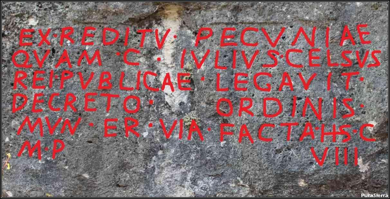 La Escrita descifrada