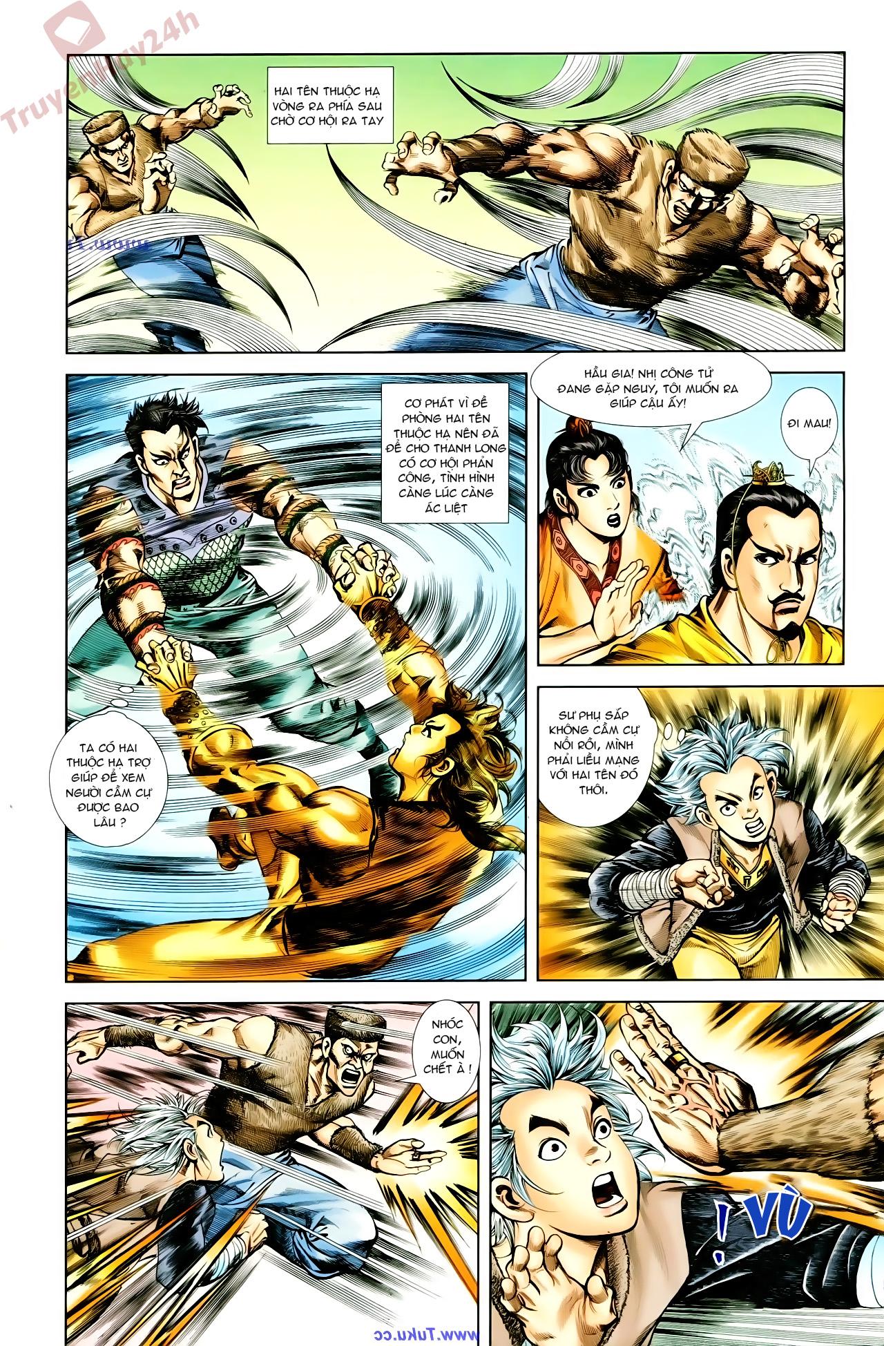 Cơ Phát Khai Chu Bản chapter 66 trang 7