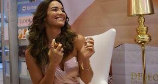 La modelo actriz y Miss Universo 2001 Denise Quiñones, nueva directora de Miss Universo Puerto Rico.
