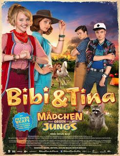 Bibi & Tina: Mädchen gegen Jungs (2016) | 3gp/Mp4/DVDRip Latino HD Mega
