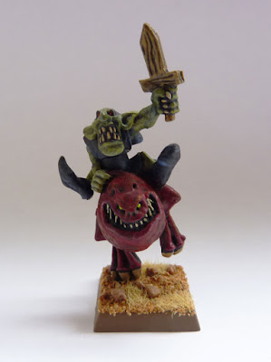 Night Goblin Squig Hopper from Warhammer Fantasy Battle.