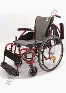 Karma S Ergo 125 Wheelchair