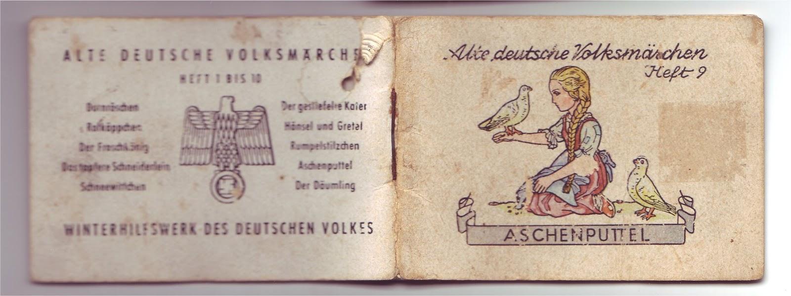 aschenputtel sketch text pdf