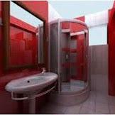 Small Bathroom Ceiling Color SB C25
