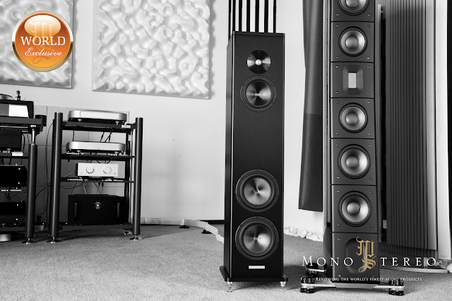 Mono and Stereo High-End Audio Magazine: Magico A3 speakers