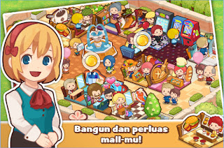 Happy Mall Story: Shopping Sim Apk