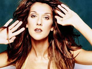 Celine Dion top selling artiste