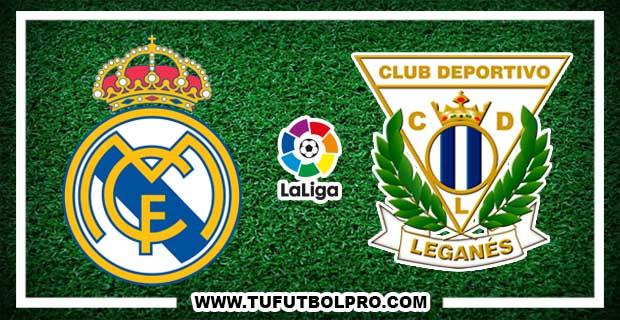 Ver Real Madrid vs Leganés EN VIVO Por Internet Hoy 6 de Noviembre 2016
