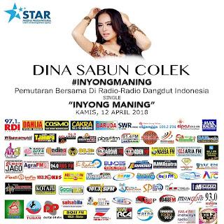 Dina Sabun Colek - Inyong Maning