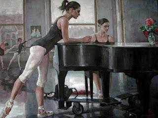 pinturas-oleo-bailarinas