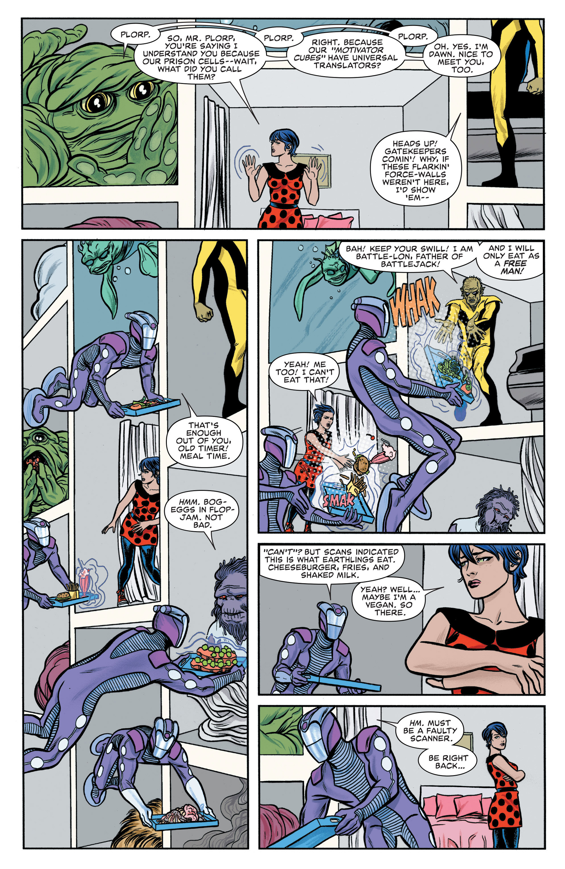 Read online Silver Surfer (2014) comic -  Issue #2 - 6
