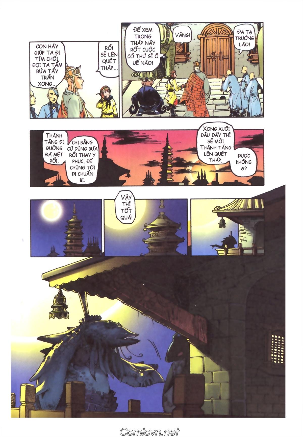 Tây Du Ký màu - Chapter 110 - Pic 23
