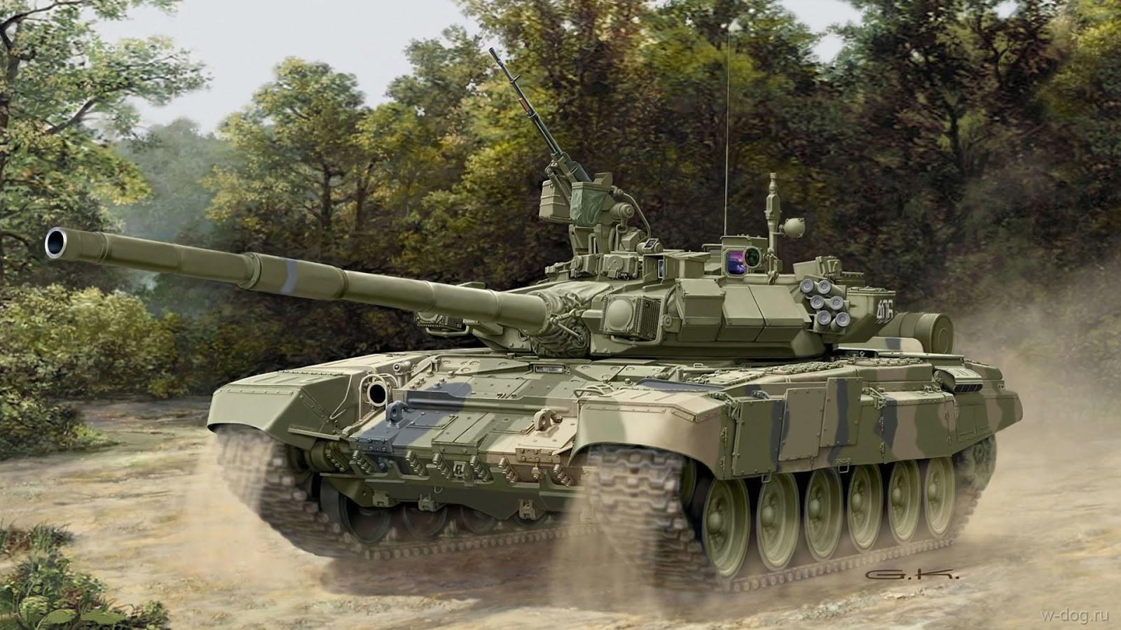 Т-90 Владимир - Основной Российский Танк, История Разработки и ... | 900x1600