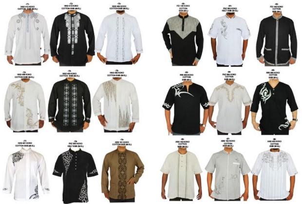 Ragam Model Busana Muslim Untuk Pria
