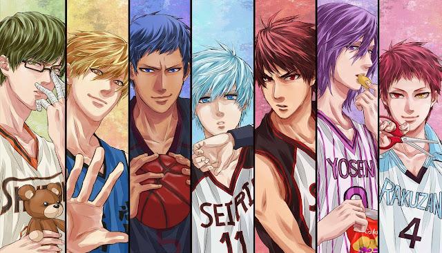 Kuroko no Basket Season 2 BD Subtitle Indonesia Batch forteknik.com