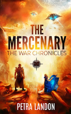 The Mercenary, Petra Landon, Cover Reveal