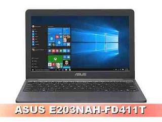harga Netbook ASUS E203NAH-FD411T