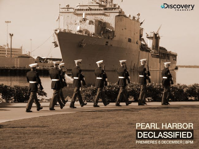 'Pearl Harbor Declassified' Discovery India Upcoming Tv Show Wiki Plot |Promo |Timing |Real Pics |World War II