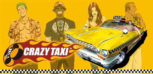 تحميل لعبة Crazy Taxi للكمبيوتر مضغوطة من ميديا فاير