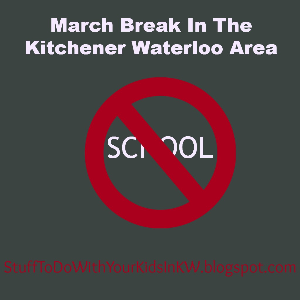 Winter Break Camp Kitchener Waterloo
