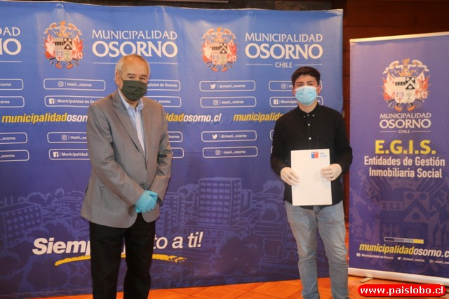 Osorno: 14 familias mejorarán sus viviendas gracias a EGIS Municipal🏡