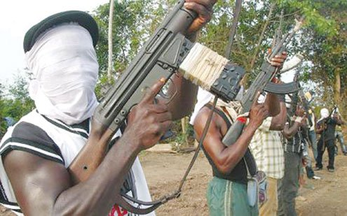 Kidnappers Kill Three Policemen, Abduct Expatriates